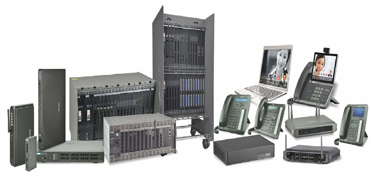 Matrix IP PABX telephony systems