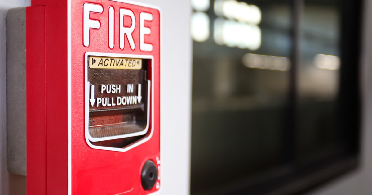 Voice Evacuation Alarm System